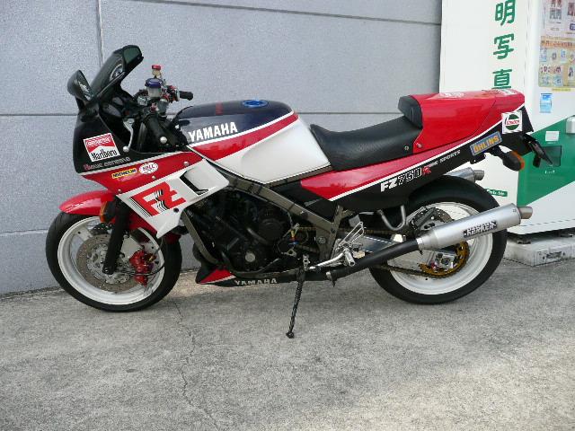 Yamaha FZ 750 Img_1411