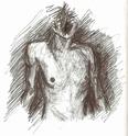 Quelques dessins [stylo] :). [Edit 01] Qzregb10