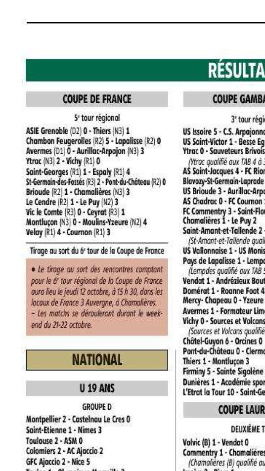 Coupe de France 2017/2018 Coupe_10