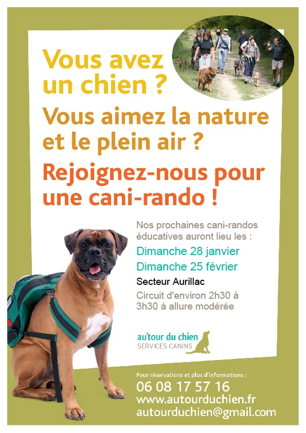 Modules canins : les dates  Janv-f10