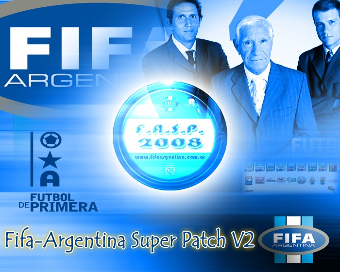 [FASP v2] FIFA-Argentina Super Patch v2 [RE-SUBIDO 2015] Tesaqu10