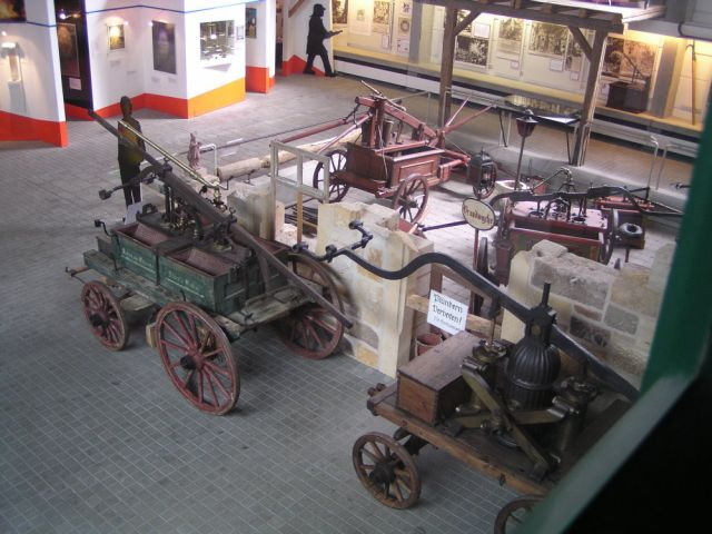 Feuerwehrmuseum in Fulda 008fo10