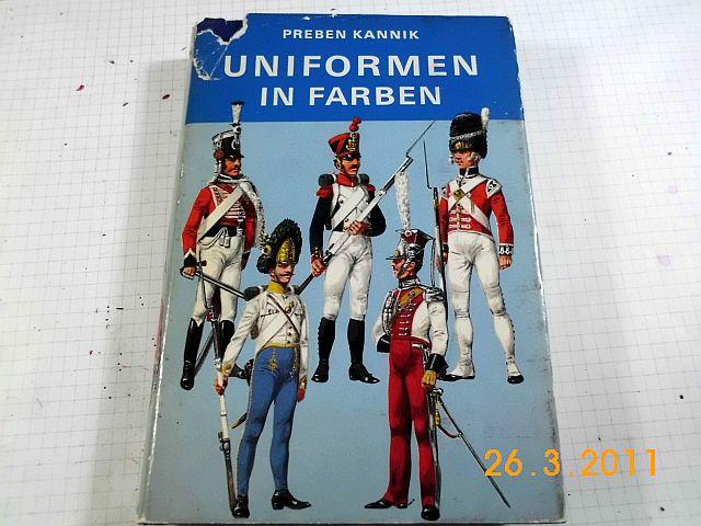 Preben Kannik - Uniformen in Farbe 1136