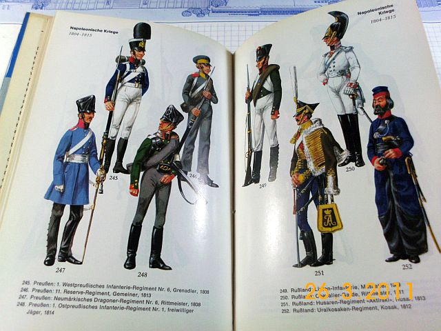 Preben Kannik - Uniformen in Farbe 2107