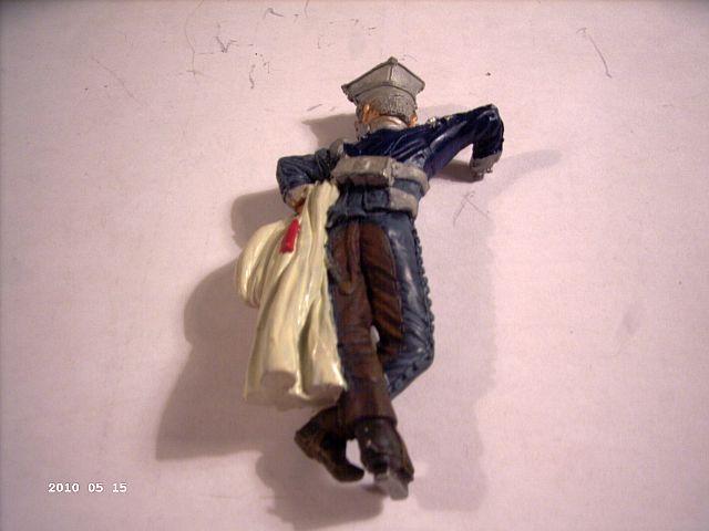 Napoleonischer Lanzenreiter - 70mm Figur 256