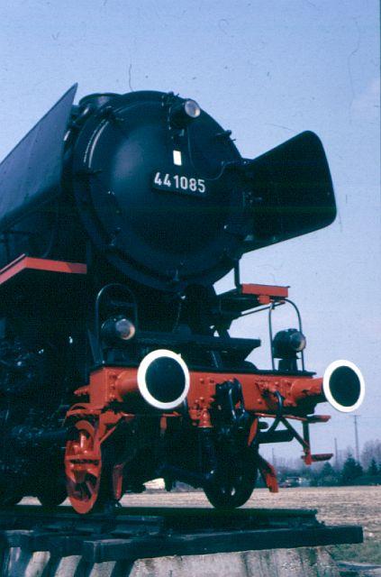 Die Dampflokbaureihe 44Öl - spätere DB 043 44_10810