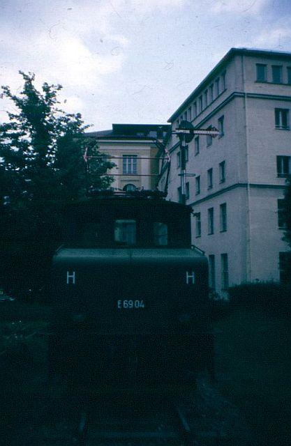 """E 69 04 """"Johanna"""" 1986 in München E69_0411"""