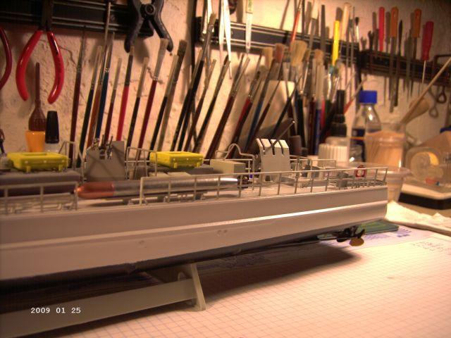 Revell Schnellboot S100 1/72 - FERTIG - Seite 3 P114