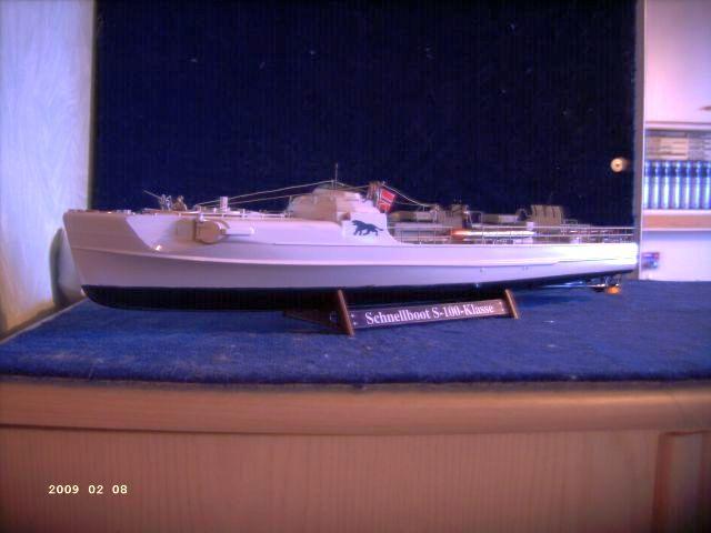 Revell Schnellboot S100 1/72 - FERTIG - Seite 3 P116
