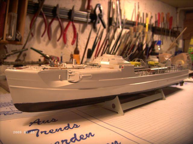 Revell Schnellboot S100 1/72 - FERTIG - Seite 3 P215