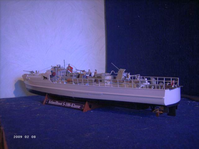Revell Schnellboot S100 1/72 - FERTIG - Seite 3 P217