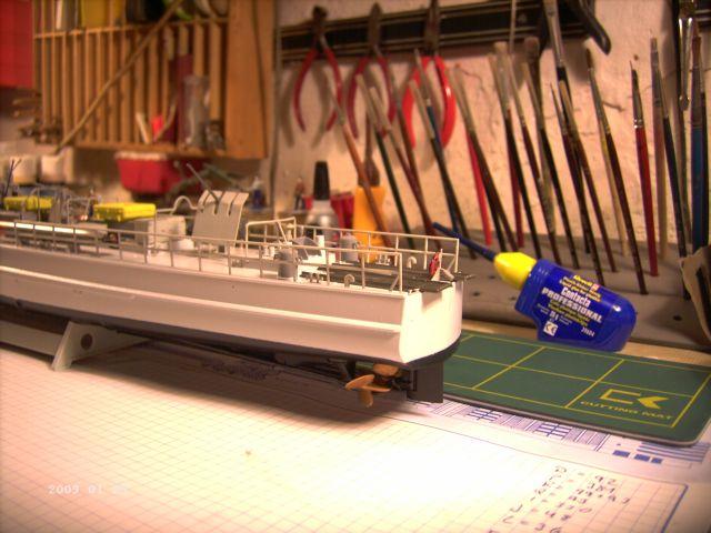 Revell Schnellboot S100 1/72 - FERTIG - Seite 3 P313