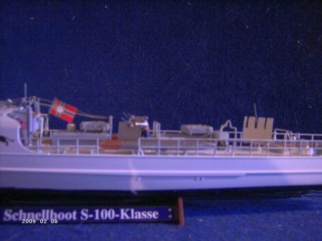 Revell Schnellboot S100 1/72 - FERTIG - Seite 3 P315