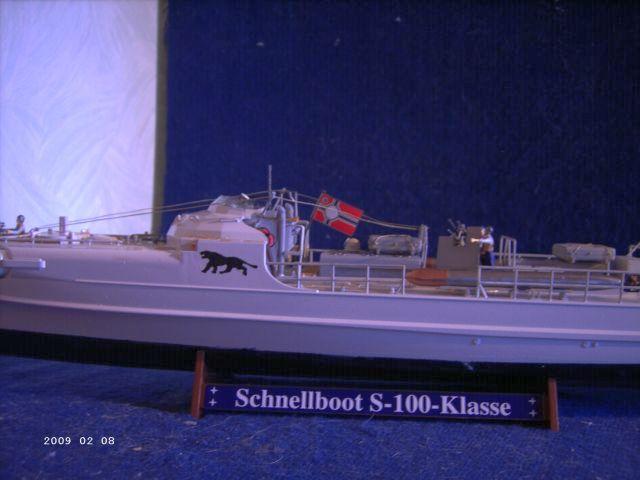 Revell Schnellboot S100 1/72 - FERTIG - Seite 3 P413