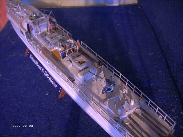 Revell Schnellboot S100 1/72 - FERTIG - Seite 3 P511