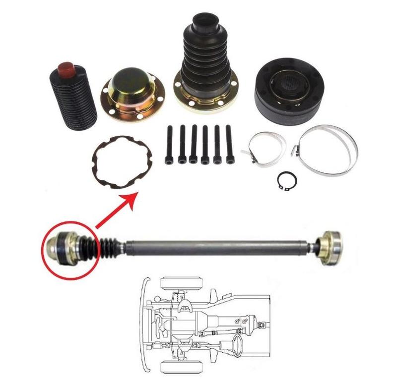 arbre de transmission S3-3.8l AWD Arbre_10