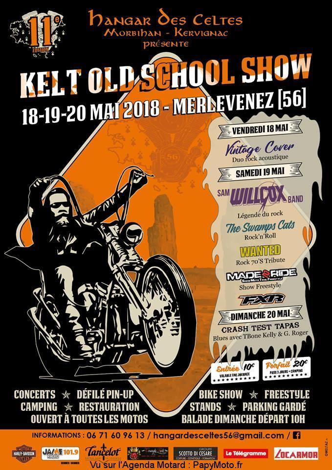 Kelt Old School Show #11 11e-ke10