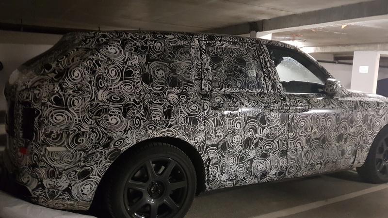 2017 - [Rolls-Royce] SUV Cullinan - Page 9 22254712