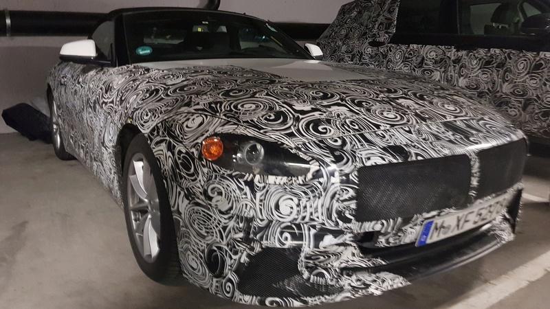 2018 - [BMW] Z4 (G29) - Page 4 22289710
