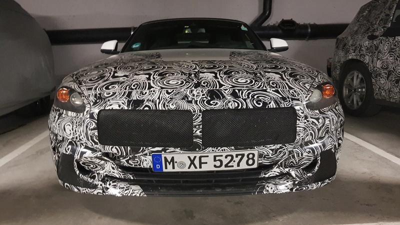 2018 - [BMW] Z4 (G29) - Page 4 22291210