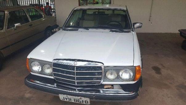 W123 300CD 1980 - R$18.000,00 315