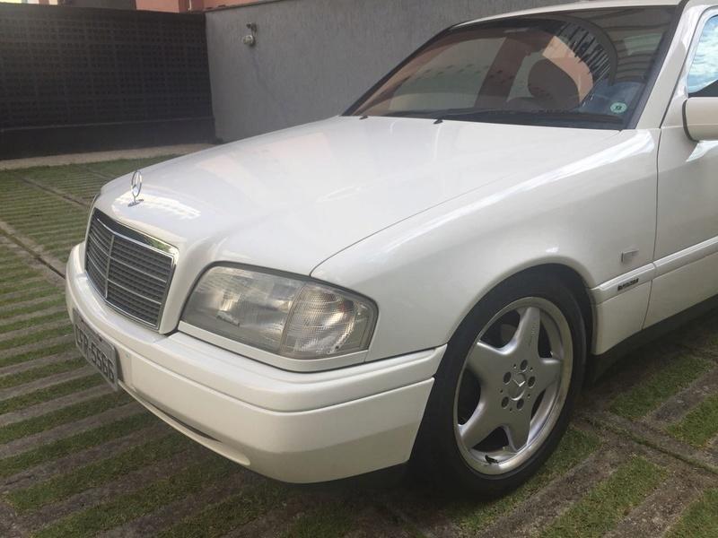 C280 Branca 1996 R$ 45.000,00 D94b9f10
