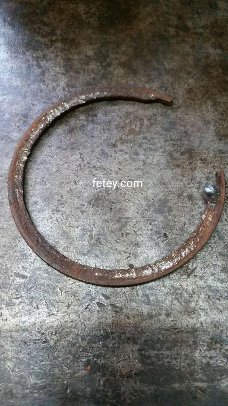 Enlever un circlip brisé, broken snap-ring removal 20180513