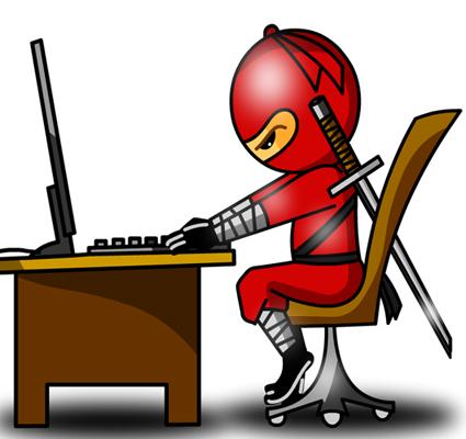 Reprise en main du site Ninja-10