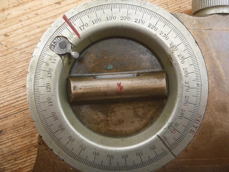 Niveau de pointage Mle 1888 P1010214