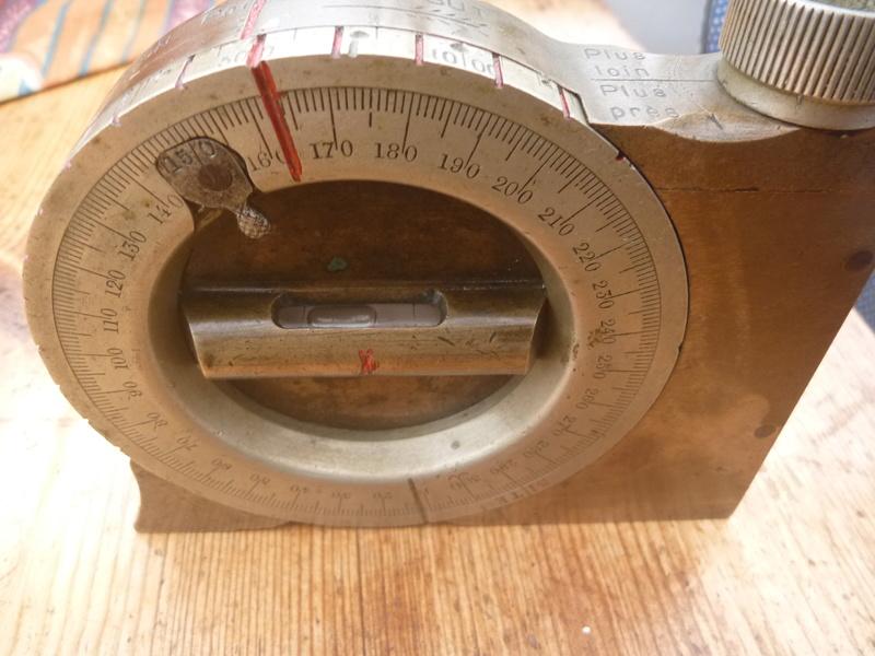 Niveau de pointage Mle 1888 P1010221