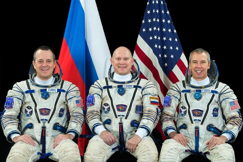 Soyouz-FG (Soyouz MS-08) - 21.03.2018 Soyuz-11