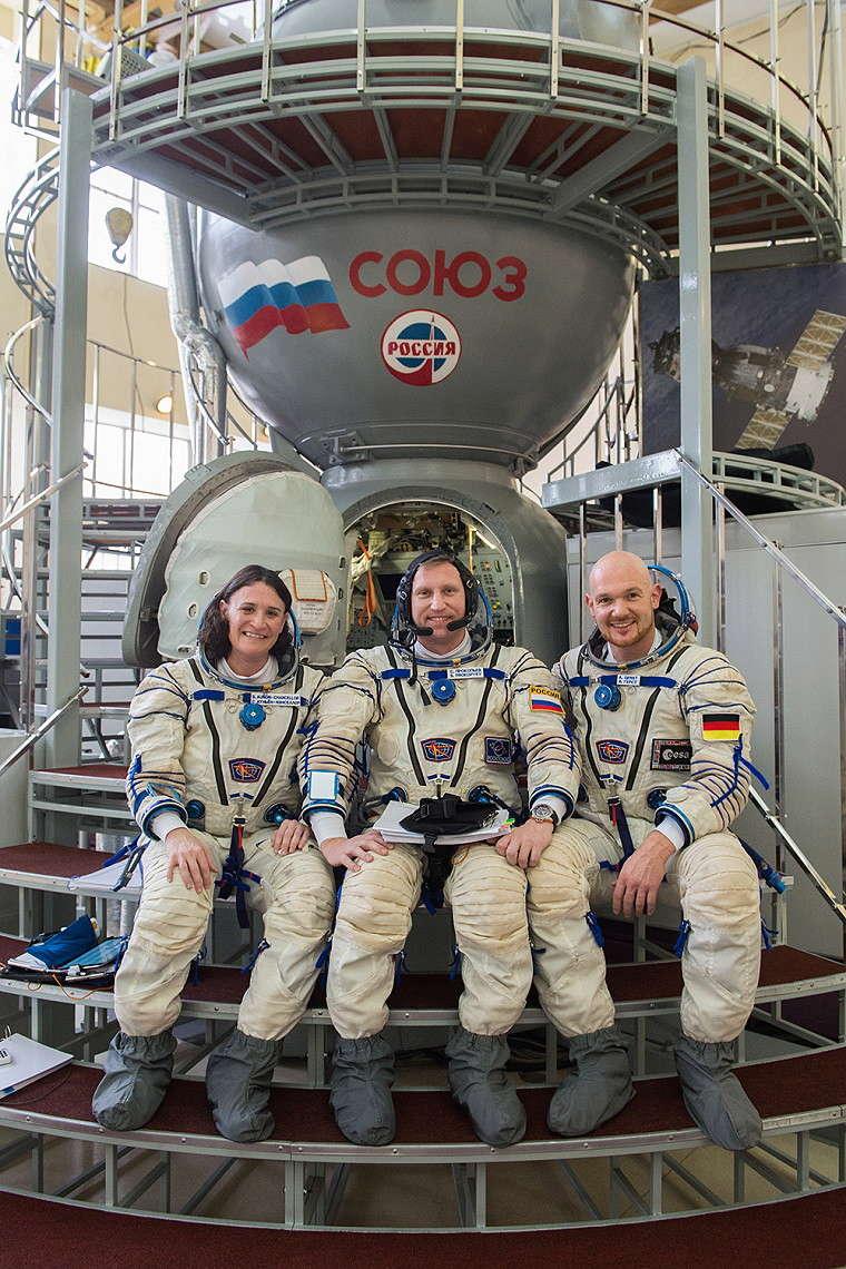Soyouz-FG (Soyouz MS-09) - 6.6.2018 Soyuz-12