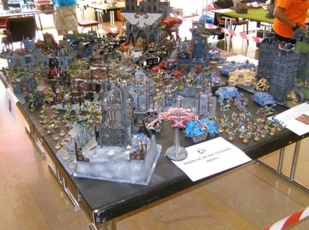 Diorama Astartes Dijonnais 10174110