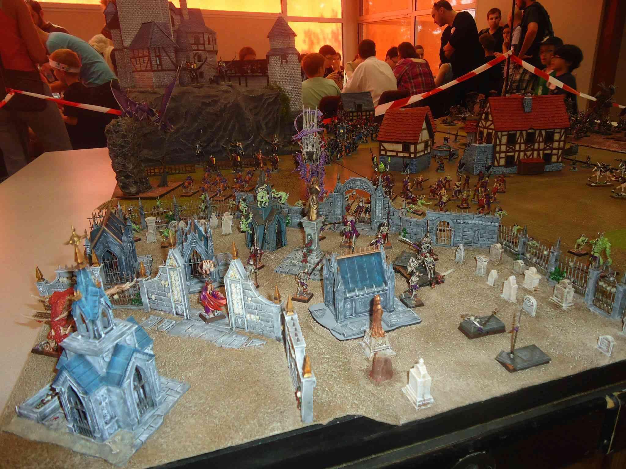 Diorama Astartes Dijonnais 10721610