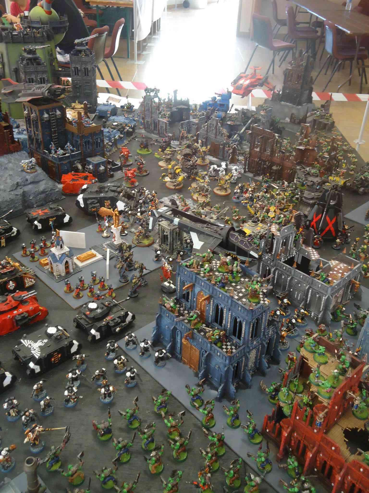 Diorama Astartes Dijonnais 10753812