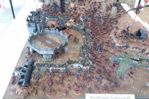 Diorama Astartes Dijonnais 11856410