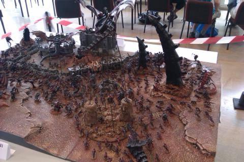 Diorama Astartes Dijonnais 11859710