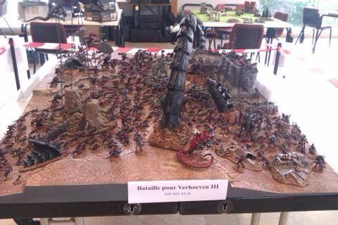 Diorama Astartes Dijonnais 12366810