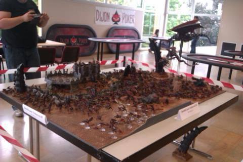 Diorama Astartes Dijonnais 12394310