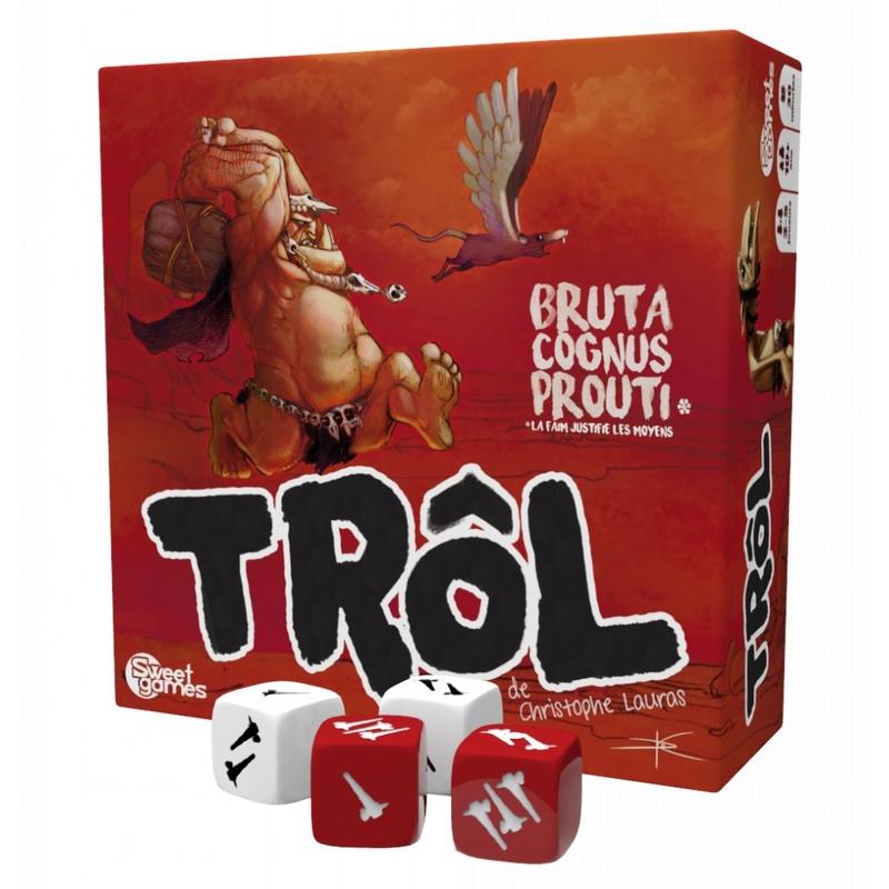 video du jeux Trôl : les règles du jeu Trol10