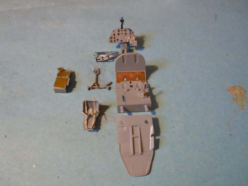 IL2-M3 ILYUSHIN (Tamiya 1/48) Dscn7510