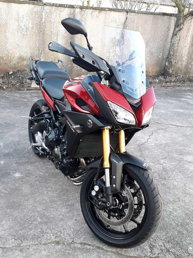 Tracer 2015 rouge Mt0910