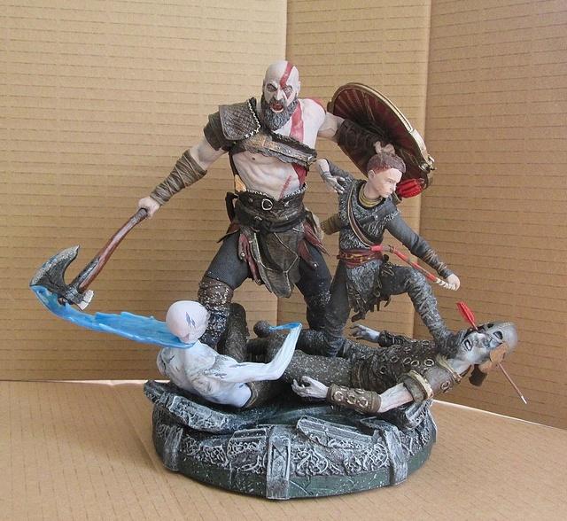 God of war [PS4] Img_6530