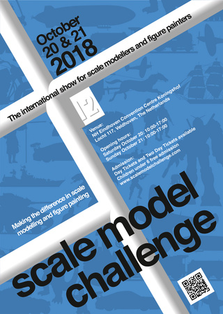 Scale Model Challenge à Veldhoven (Hollande) - Page 2 Poster11