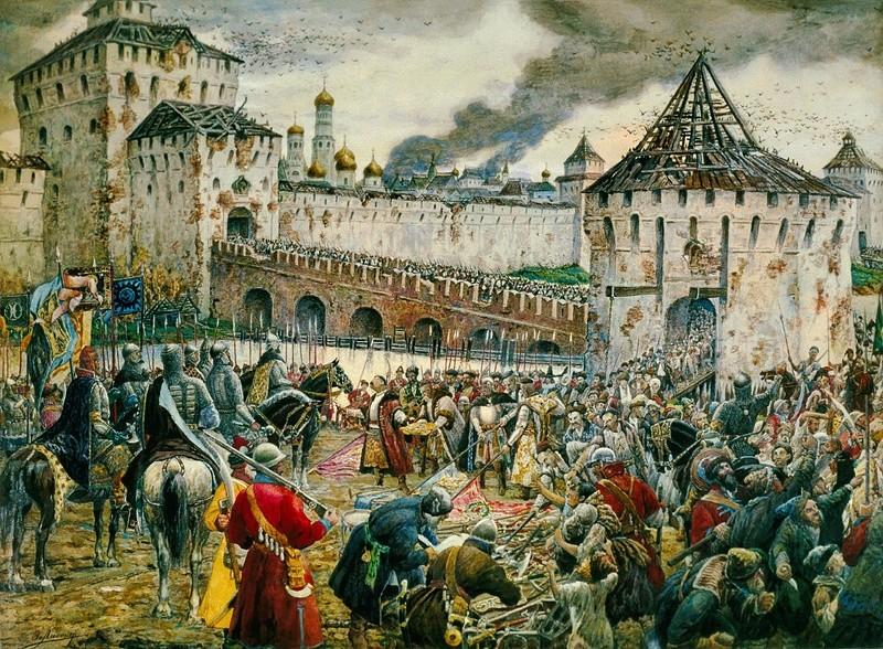 [Inspiration] Le Grand Déluge (Polonais , Tatars , Cosaques , Russes , Ottomans Circa 1650) 161210