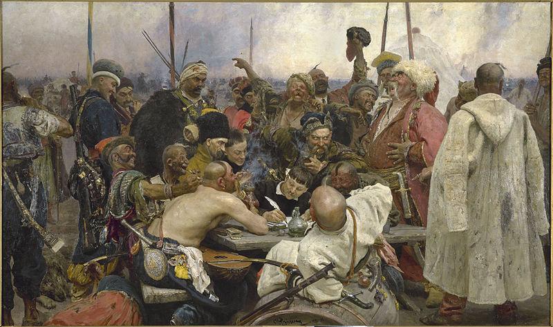 [Inspiration] Le Grand Déluge (Polonais , Tatars , Cosaques , Russes , Ottomans Circa 1650) 800px-10