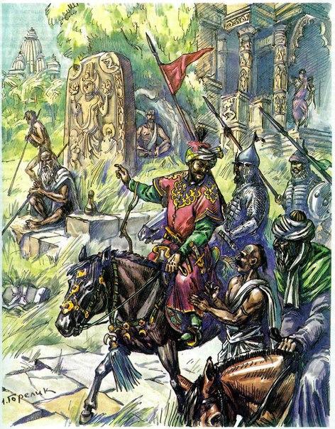 [INSPIRATION] Les Mongols , Tamerlan , Babur Babur10