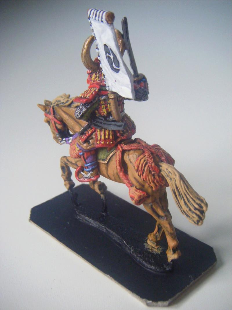 [Sengoku-Jidaï - Byblos] Le clan Mori , seigneurs du Chugoku , ses alliés , ses rivaux  Dscf8110