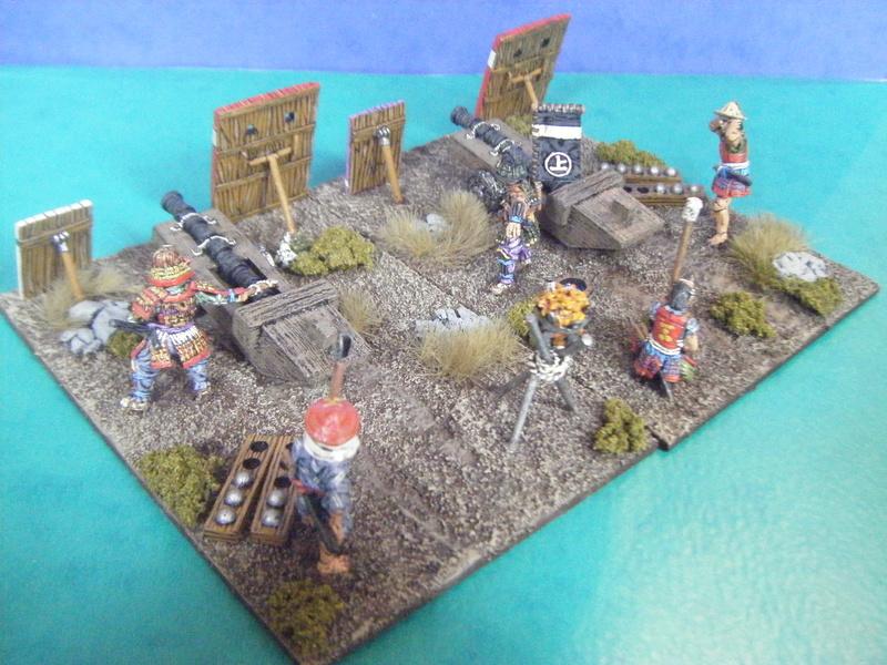 [Sengoku-Jidaï - Byblos] Le clan Mori , seigneurs du Chugoku , ses alliés , ses rivaux  Dscf8915