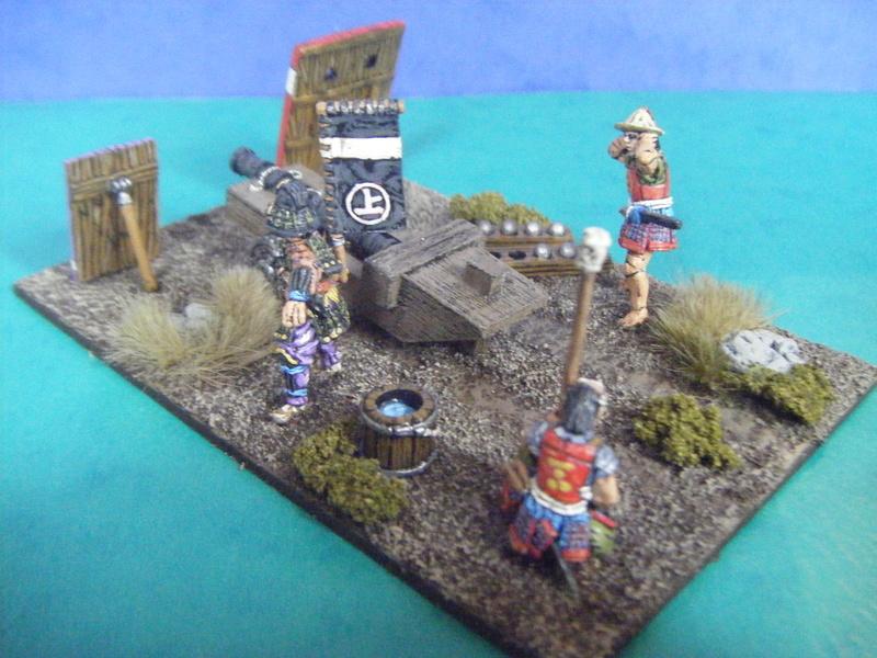 [Sengoku-Jidaï - Byblos] Le clan Mori , seigneurs du Chugoku , ses alliés , ses rivaux  Dscf8917